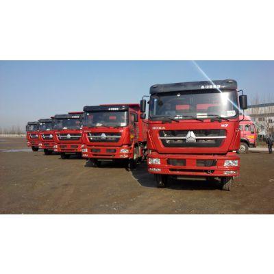 供应豪沃自卸车7.3米8*4自卸车价格,豪沃前四后八自卸车价格