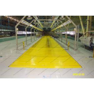 河南供应板链输送机厂家、链板输送线、隔板链输送机 郑州水生机械制造