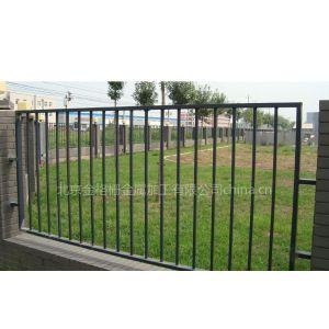 供应方管围栏防护栏