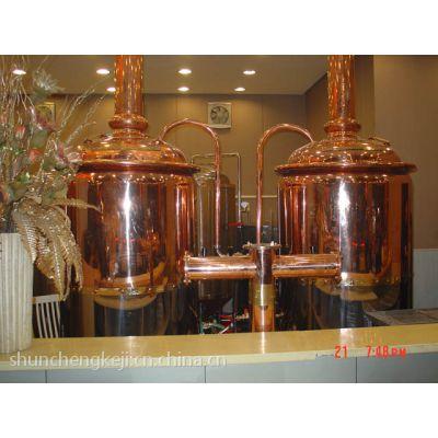 供应专业生产酒店自酿啤酒设备--国内的自酿啤酒设备
