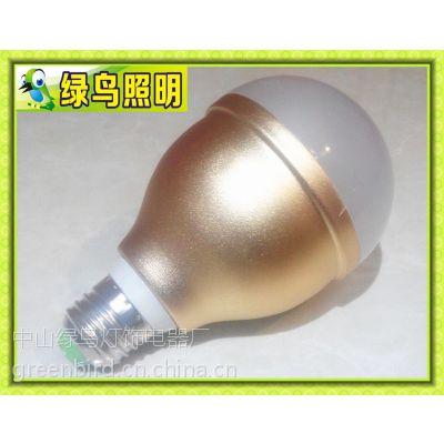 AC12V-60V球泡灯 交流36v12Wled球泡 36V磨砂铝球泡灯 交流低压灯 直流12V超亮