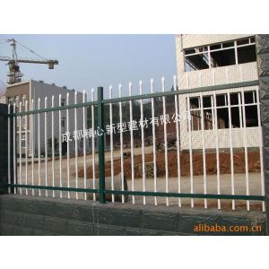 供应新型双热镀锌钢静电粉末喷涂全组装式栏杆