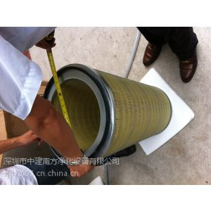 中建南方供应蜂窝装活性炭滤材过滤材料
