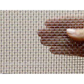 供应现货供应20目镀锌方眼网 0.3mm镀锌铁丝网 防鼠钢丝网