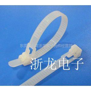 供应可调式尼龙扎带/束线带、活扣尼龙扎带/束线带,可松式扎带