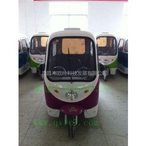 供应消费者出行新宠物路途F08全封闭三轮电动车 封闭式电动车让绿色环保出行