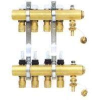 供应瑞士乔治费歇尔分水器 地暖分水器 温控系统