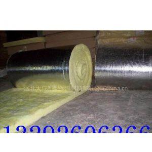 供应钢结构玻璃棉卷毡//专业玻璃棉生产厂家报价