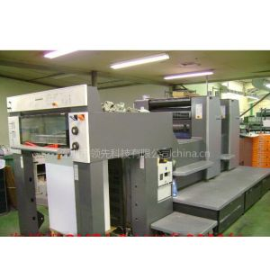 供应欧洲进口二手海德堡印刷机SM74-2-H双色2006年