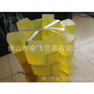 供应工业用品广东地区经销批发 超值优质PU六角胶六角橡胶垫密封件