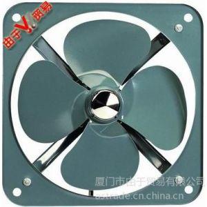 供应厦门批发永华工业排气扇开敞式6寸工业换气扇APK15-3
