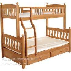 供应西安实木儿童床推荐