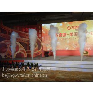 供应气柱机 烟雾气柱机 CO2气柱 舞台特效设备会场布置气球拱门