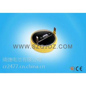 供应CR2477间距20MM焊脚
