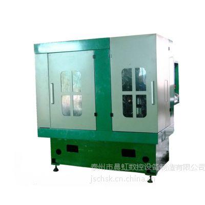 江浙沪厂家泰州晨虹DKZ7760精密回转台线切割机床 可做插齿刀机床