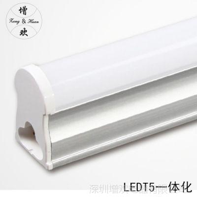 新款节能LED日光灯管 0.9米14W T5一体化日光灯 T5LED灯管