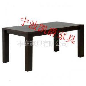 供应供应宁波实木圆桌,实木餐桌,餐厅家具