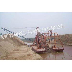 供应规模链斗式挖沙船厂家 青州鑫博重工