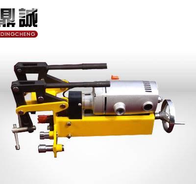 全国***的DGZ-32单孔电动钢轨钻孔机|电务专用钻孔机|