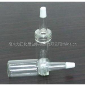 供应5ml透明西林滴管瓶现货提供5ML西林瓶配喇叭滴嘴