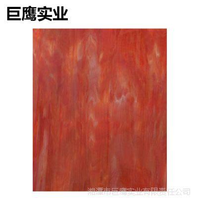 现货销售 单反彩色玻璃 有色彩色玻璃 铜红系列