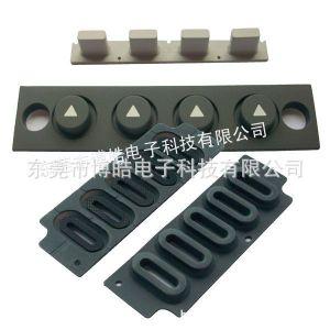 供应多款硅橡胶制品定制开模 硅胶按键批发