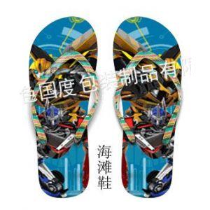 供应3D沙滩鞋、3D明信片賀卡、3D服裝鞋吊牌