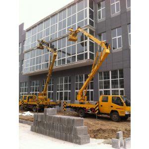 供应天津汉沽升降车出租 厂房设备检修用高空作业车