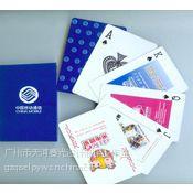 供应广州广告扑克牌生产厂家|纸牌印刷|天河广告扑克定做|订购扑克牌