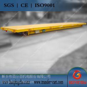 供应拖电揽式KPT-25T轨道平板小车介绍/运输搬运设备