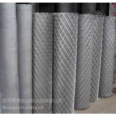 泰凯供应镀锌钢板网,菱形镀锌钢板网