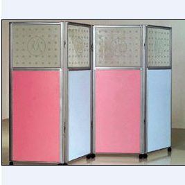 广州东圃家具厂定做时尚办公隔断 移动隔断 折叠隔断