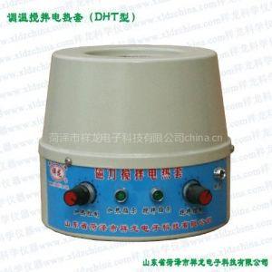 供应DHT调温搅拌电热套