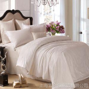 供应康尔馨 五星级酒店100%正宗桑蚕丝被 全棉空调被 夏凉被子 纯棉家纺