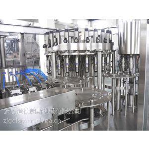 供应小瓶灌装机 酒类饮料灌装线 小瓶果汁饮料生产线 矿泉水设备