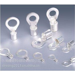 供应冷压接线端子 OT10-14 接线鼻子 圆形裸端头 铜线耳 500只