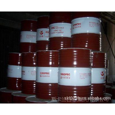 长城得威CKD100重负荷工业齿轮油
