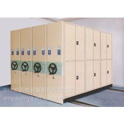 供应深圳南山密集柜生产厂家 定做双面档案密集柜 医用密集架病例柜