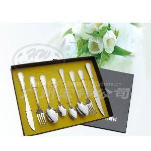 供应不锈钢餐具西餐刀叉 汤匙 调羹  勺子 匙