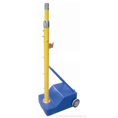 移动三用柱 排球柱 网球柱 羽毛球柱  送带钢丝排球网  广东省内