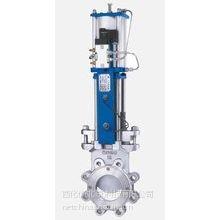 供应气动闸板阀(316L)