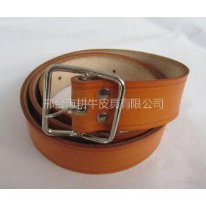 供应黄牛皮腰带各种型号质量保证
