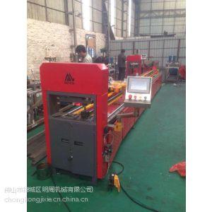 明周机械锌钢护栏冲床生产厂家优势