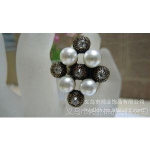 供应地摊货 ebay 速卖通外贸好货源珍珠戒指批发