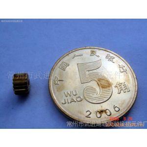 供应齿轮加工 微型电机齿轮 小模数金属齿轮