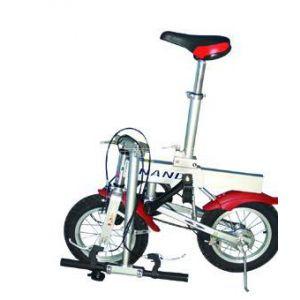 供应南帝12寸三步折叠自行车
