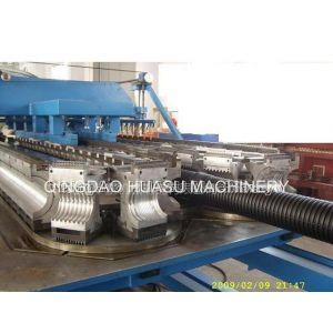 供应HDPE波纹管生产线