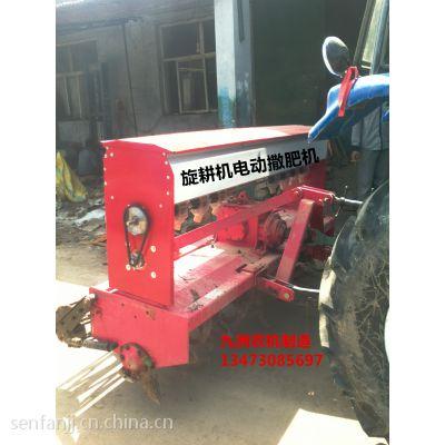 拖拉机配套大型水田撒肥机