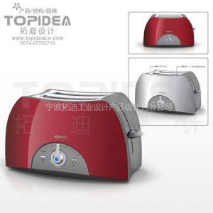 供应面包机电烤炉设计,外观设计,结构设计