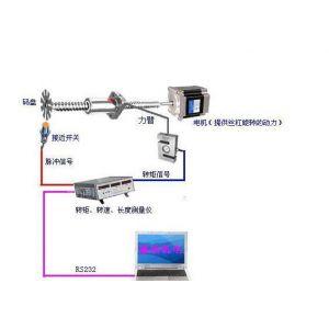 供应检测滚珠丝杠副摩擦阻力 www.testyc.com